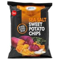 Jans Sweet Potato Chips 84g