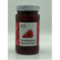 Forest Treasures Strawberry Jam 320g