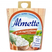 Almette Cheese Spring Onion Flavour 150g