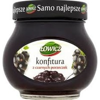 Lowicz Black Currant Confiture 240g