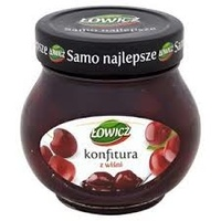 Lowicz Cherry Confiture 240g