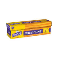 Easy Bake Baking Paper 120mx30cm