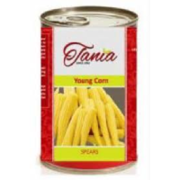 Tania Young Corn Spears 425g