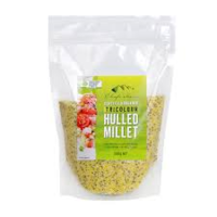 Chef's Choice Organic Tricolour Hulled Millet 500g