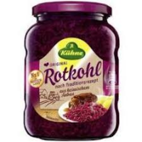 Kuhne Red Cabbage 680g