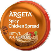 Argeta Spicy Chicken 95g