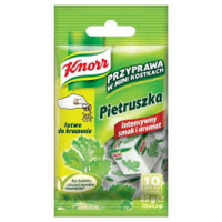 Knorr Parsley Cubes 35g