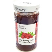 Forest Treasures Cranberry Jam 320g