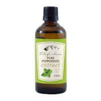 Chef's Choice Pure Peppermint Extract 100ml