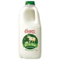 Brownes Hi-Lo Milk 2lt