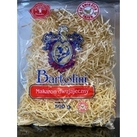 Bartolini Medium Thread Pasta 500g