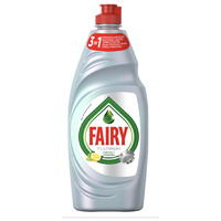 Fairy Platinum Lemon and Lime Dishwashing Liquid 650ml