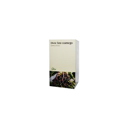 Flos Elderberry Tea 30 Bags